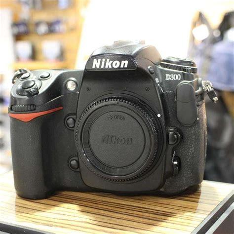 used nikon d300 digital slr