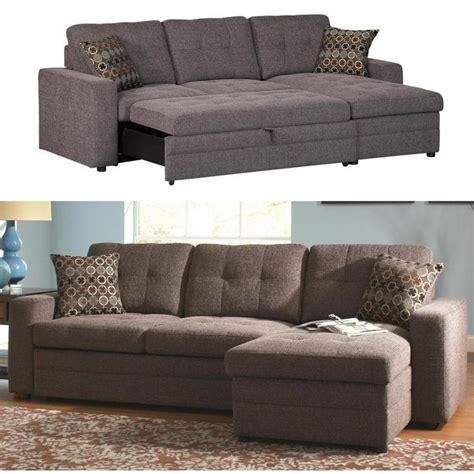 Sleeper Sofas For Small Spaces Sleeper Sectional Sofa For Small Spaces Tourdecarroll
