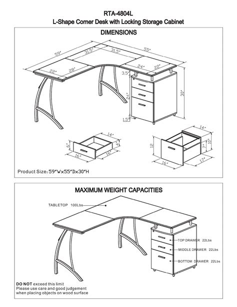 desk dimensions in desk dimensions desk
