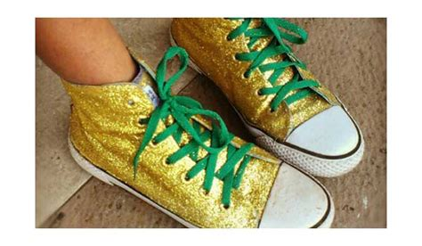 make your own shoes diy make your own diy glitter shoes how to make glitter