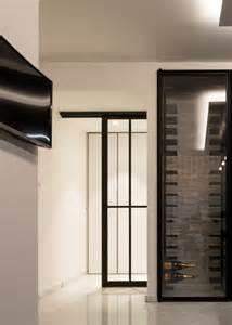 porte coulissante acier portes coulissantes sur mesure anyway doors