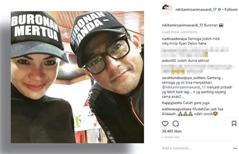 film baru nikita mirzani akhirnya diungkap wajah pacar nikita mirzani disebut