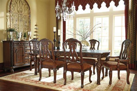 north shore dining room set north shore rectangular dining room set ashley furniture