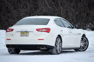 How Much Is A Maserati Ghibli S Q4 2014 Maserati Ghibli S Q4 Review Photo Gallery Autoblog