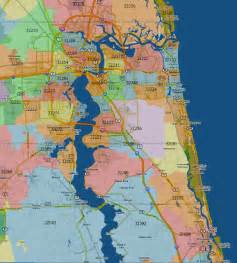 maps and areas jacksonville highlights