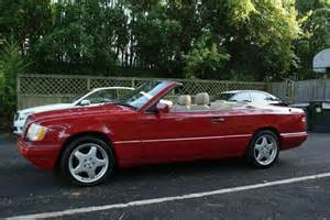 1995 Mercedes Convertible Find Used 1995 Mercedes E320 Convertible Custom 5