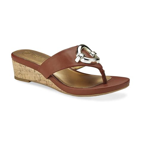 casual wedge shoes sears