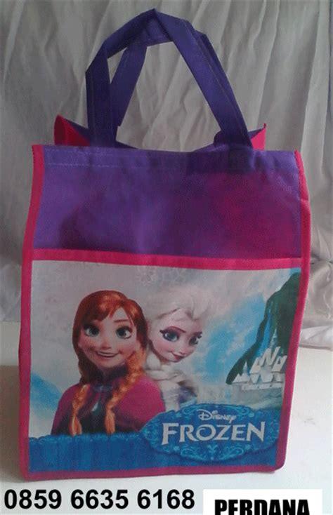 Tas Ransel Anak Ben 10 Frozen Marsya goodie bag ultah anak tas ulang tahun anak souvenir