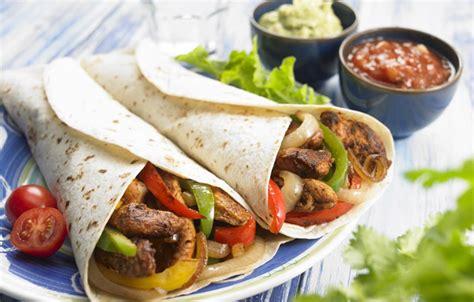 cucina messicana fajitas fajitas di pollo per una cena estiva con gli amici ricetta