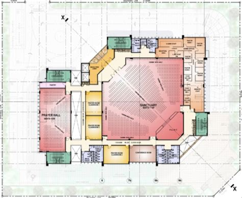 church floor plan designs church fellowship halls and building plans 171 home plans