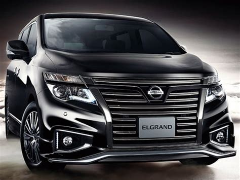 nissan elgrand 2017 2017 nissan elgrand price reviews and ratings by car