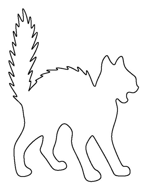 splat the cat template pin by muse printables on printable patterns at