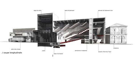 theater section gallery of saint nazaire theatre k architectures 31