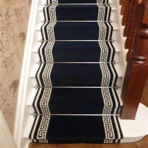 Navy Stair Runner by Dark Blue Stair Carpet Runner Key Carpet Runners Uk