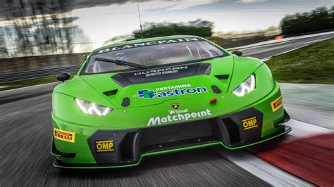 lamborghini race lamborghini huracan gt3 will make north american gt3