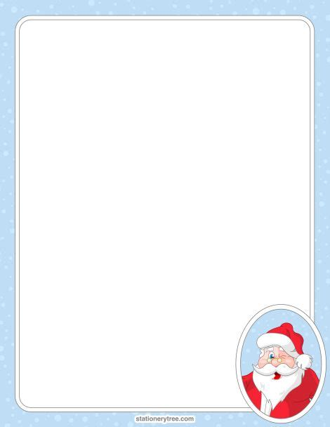 printable paper from santa 1000 images about stationary on pinterest letter from