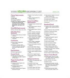 vegan grocery list template doc 480371 shopping list format printable grocery