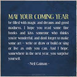 may your coming year be filled with magic blog