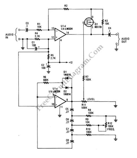 schematic of electric guitar tremolo get free image