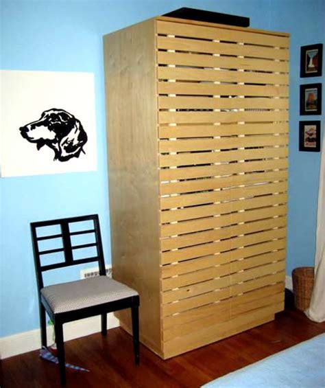 Diy Armoire Closet by Home Diy How To Make An Elan Armoire Wardrobe