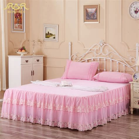 purple bed skirt online buy wholesale princess bedspreads from china