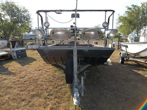 used boat motors corpus christi flounder boat air motor for sale