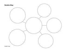 Blank Bubble Map by Thinking Maps Viewing Gallery