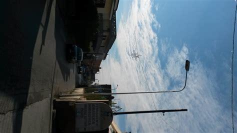 palo illuminazione pubblica sostituito palo della pubblica illuminazione era in