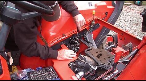 installing rear remotes spool valve part  youtube