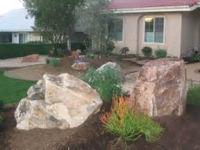 boulders for landscaping landscape boulders yelp