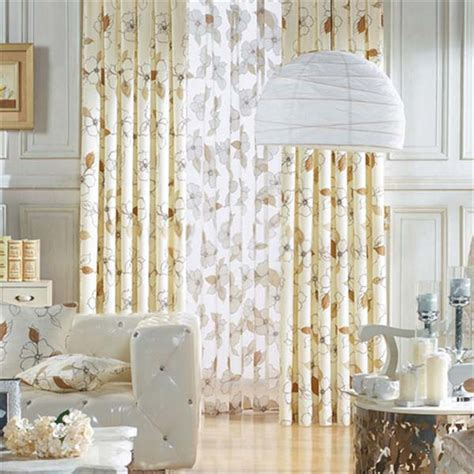 floral pattern curtains selecting floral curtains for home decor