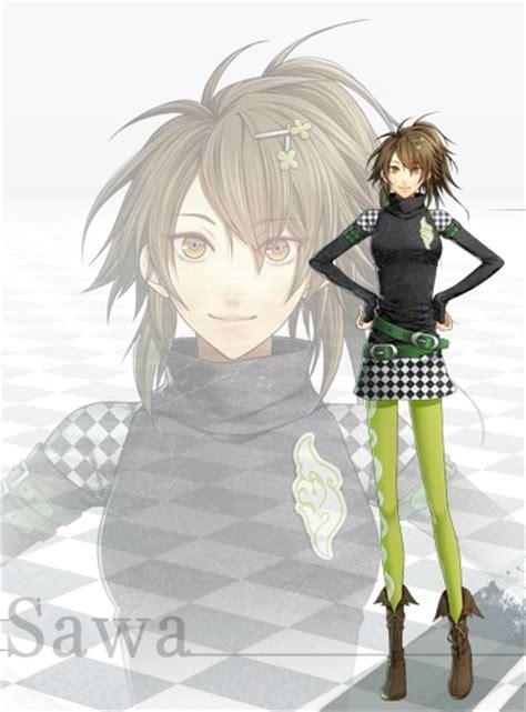 amnesia anime character name sawa amnesia anime characters database