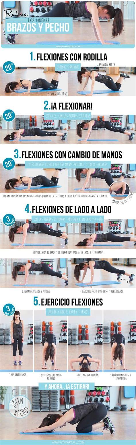 gimnasio en casa multifuncional bodytone m 225 s de 25 ideas incre 237 bles sobre ejercicios para brazos en