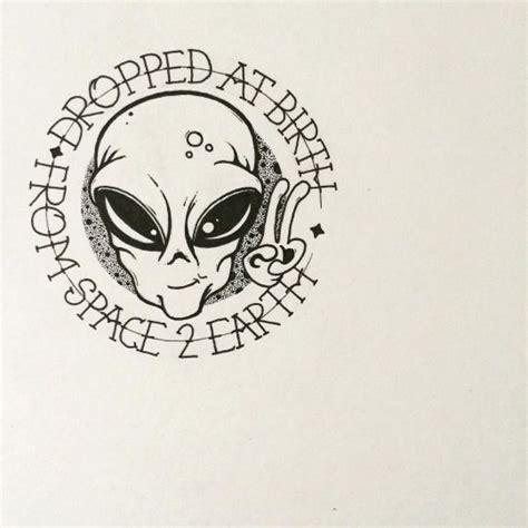 aliens tattoo designs best 25 ideas on ufo