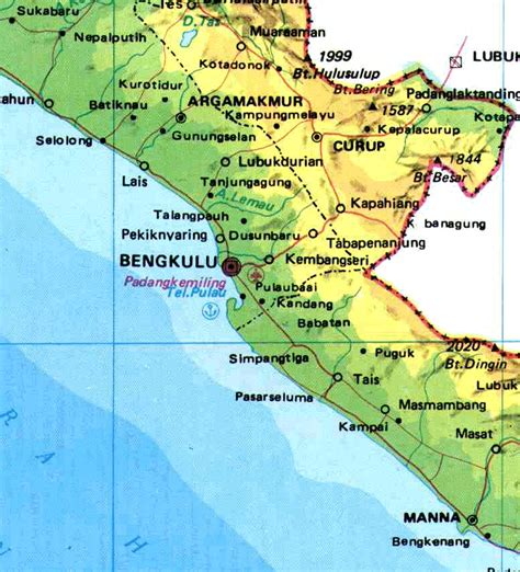 earthquake bengkulu bengkulu shocked by quakes 124 times in four months
