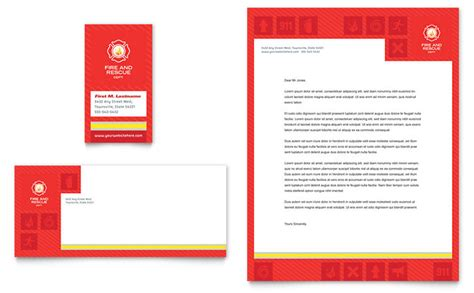Safety Card Template by Safety Business Card Letterhead Template Design