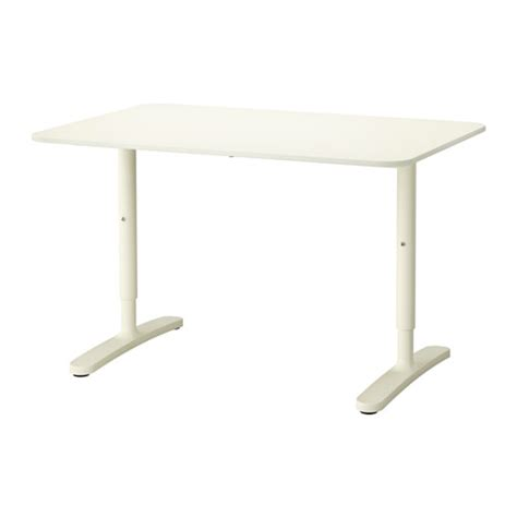 table bureau ikea bekant desk white ikea