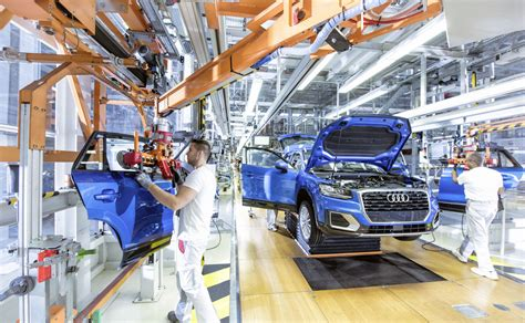 Audi Produktion by Produktion Und Logistik Audi Mediacenter