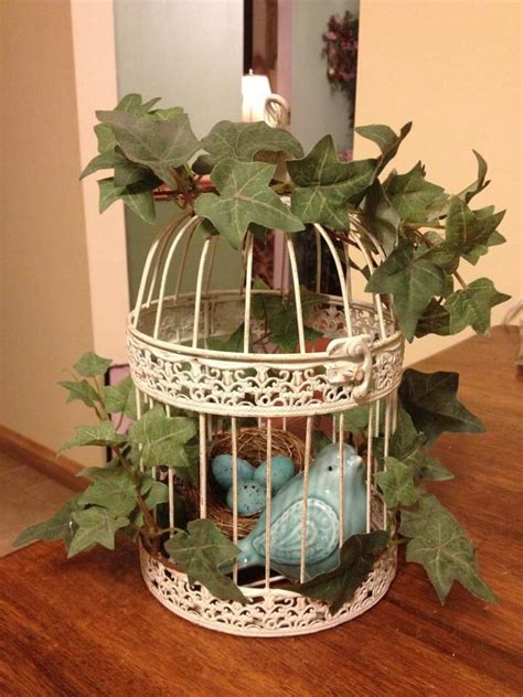 25 unique bird cages decorated ideas on pinterest