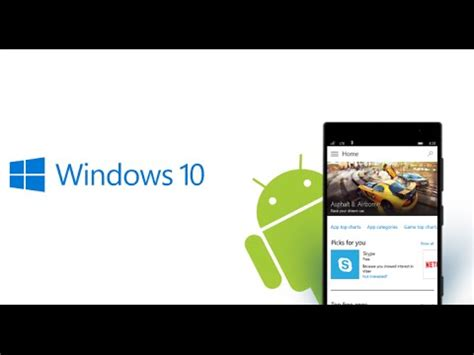 install windows 10 android how to install android apk on windows 10 mobile now not