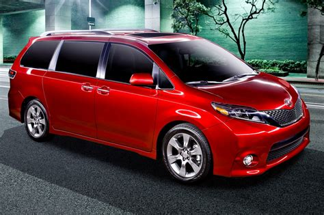toyota vans 2016 toyota sienna ce fleet cargo van market value what
