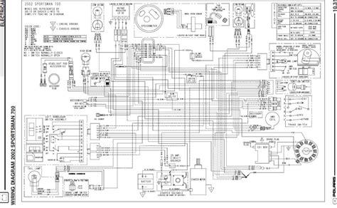 Wiring Diagram For Polaris Ranger Sel Wiring Diagram