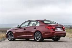 Infinity Q50s Infiniti S Best Selling Vehicle Is A Sedan But Will It