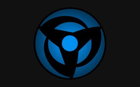 wallpaper animasi mata sharingan tapeta czarno niebieskie logo nieznanego autorstwa r 243 żne