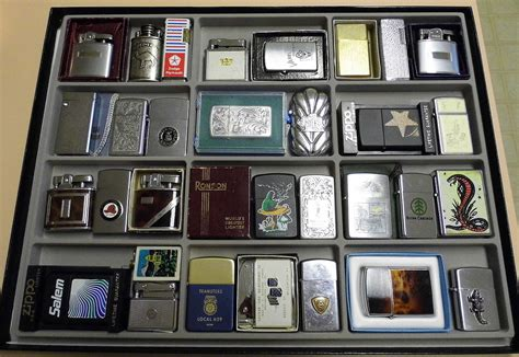 filecigarette lighter collection zippo western electric