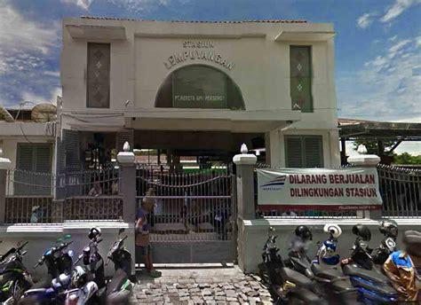 Jadwal Kereta Api Stasiun Lempuyangan Yogyakarta Terbaru