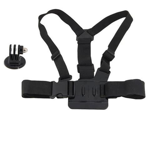 50 In 1 Aksesoris Go Pro Sjcam Sj4000 Sj5000 Plus Limited gopro chest mount harness chest for xiaomi yi 4k go pro 4 5 3 hero4 sjcam sj4000