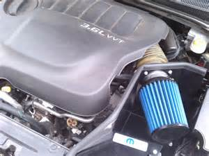 Chrysler 200 Air Intake Mopar Cold Air Intake Pics