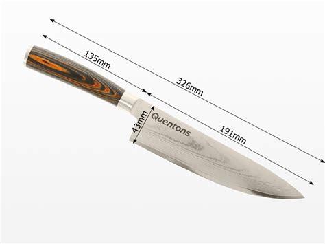 8 chef knife damascus steel damask knives