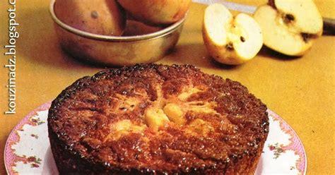 cuisine gateau aux pommes la cuisine alg 233 rienne gateau aux pommes